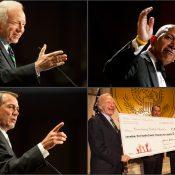 The Boehner-Lieberman-Williams Dinner for the Consortium of Catholic Academies. Washington, DC.